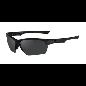 SpiderWire SPW009 Polarized Sunglasses. Matte Black/Smoke SPW009BLKSMK