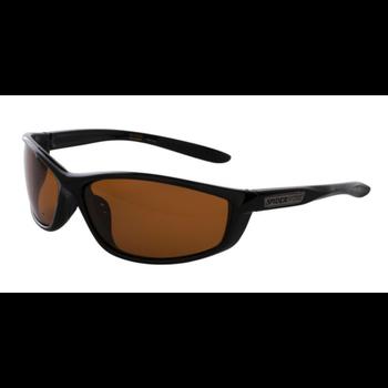 SpiderWire Web Spinner Polarized Sunglasses. Gloss Black/Copper SSGWSGBL-C