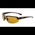 Berkley Boone Polarized Sunglasses. Matte Demi/Amber BSBOONMDA-H