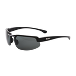 Berkley Boone Polarized Sunglasses. Matte Black/Smoke BSBOONMBS-H