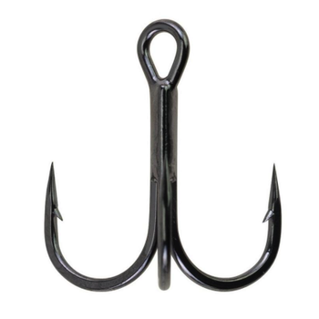 Berkley Fusion19 1X Treble Hook. Size 2 6-pk
