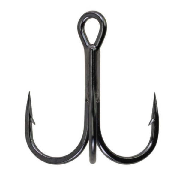 Berkley Fusion19 1X Treble Hook. Size 2 6-pk