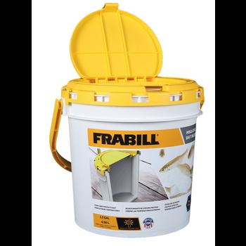 Frabill Insulated Bucket 1.3 Gallon 4.92L