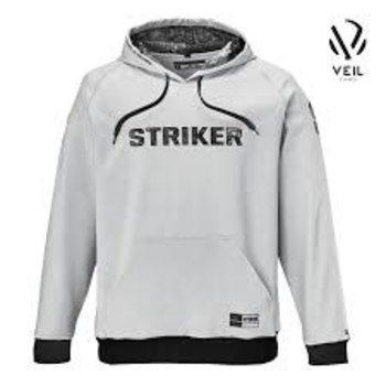 Striker Fanatic Hoody Gray Stryk L