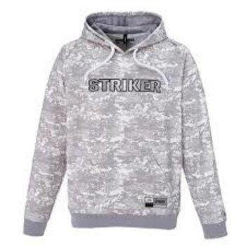 Striker Instinct Hoody Gray XL