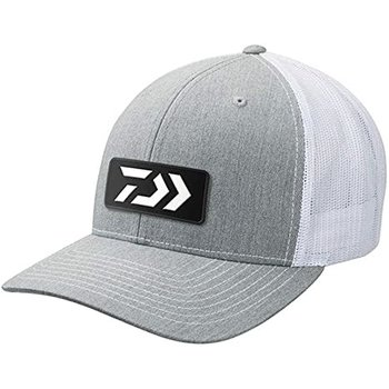 Daiwa D-Vec Trucker Hat Gry/Wht