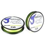 Daiwa J-Braid X4 20lb Yellow 150yd