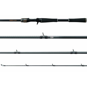 Daiwa Rebellion 7'4H-G Casting Rod 3/8-2oz 12-25lb