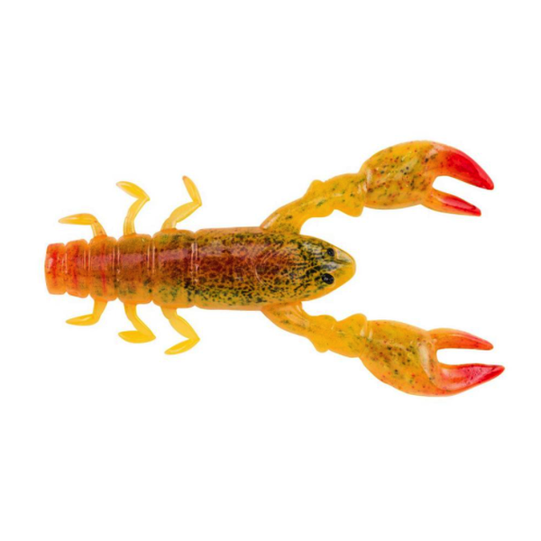 "PowerBait The Champ Craw 3.5"" HD Spring Craw 6-pk"
