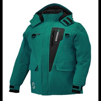 Striker Ice Youth Predator Jacket 10 Emerald Teal/Gray
