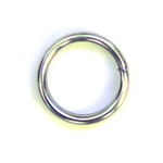 Eagle Claw Split Ring Size 7 4-pk