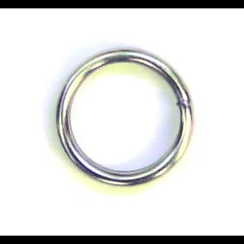 Eagle Claw Split Ring Size 7 4-pk