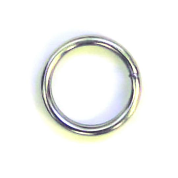 Eagle Claw Split Ring Size 5 5-pk
