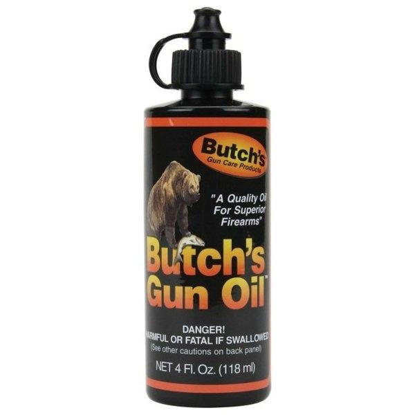Butch's GUN OIL 4OZ
