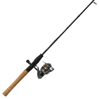 Quantum Strategy 6'6M Spinning Combo. 2-pc 6-12lb 1/4-5/8oz