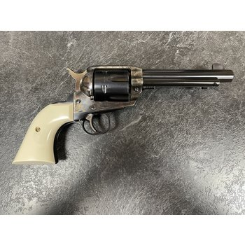 "Ruger Vaquero 45 Colt 5.5"" Revolver w/Ivory Grips"