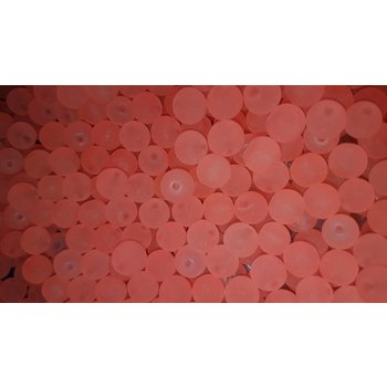 Creek Candy Beads 8mm Frosty Pink #110