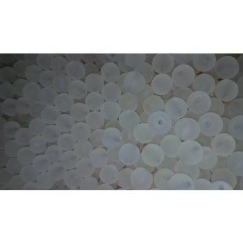 Creek Candy Beads 10mm Frosty Pina Colada #106