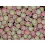 Creek Candy Beads 8mm Pink Eye Fusion #263