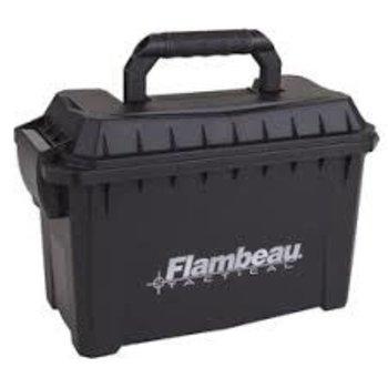 "Flambeau Flambeau Tactical Compact Ammo Can 9.75""x4.75""x6"""