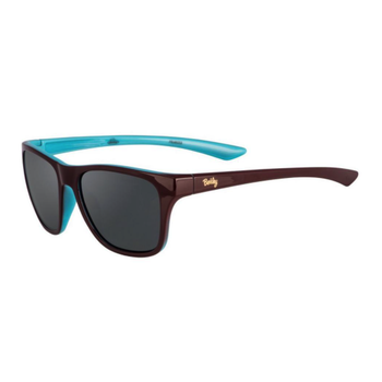 Berkley 005 Sunglasses. Gloss Chocolate Turquoise