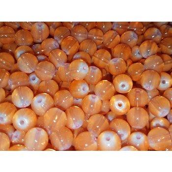 Creek Candy Beads 8mm Clearwater Sockeye Egg #256