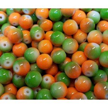 Creek Candy Beads 6mm Mango Mint  #111