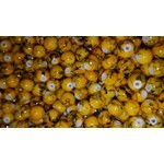 Creek Candy Beads 6mm Toxic Yellow  #156