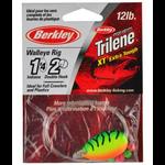 Berkley Walleye Rig Indiana #4 Double Hook Fire Tiger (WRDHI4-FT)