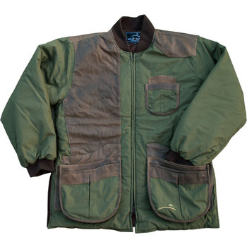 Wild Hare Cold Weather Shooting Jacket Olive XL