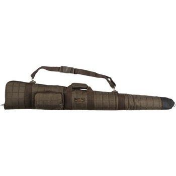 "Wild Hare Premium Zippered Gun Case 52"" Hedgetweed Brown"