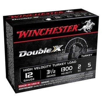 "Winchester Supreme XX Turkey Ammo, 12ga 3-1/2"" 2oz #5 Copper Plated High Velocity Lead Shot 10 Rounds"
