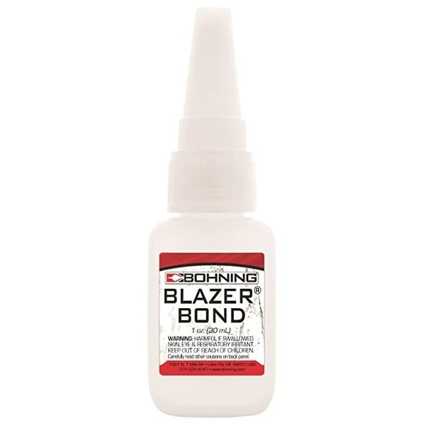 Blazer Bond Cynoacrylate Glue 1/2 oz