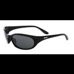 Berkley Eufaula Sunglasses. Gloss Black/Smoke (BSEUFAGBS-H)
