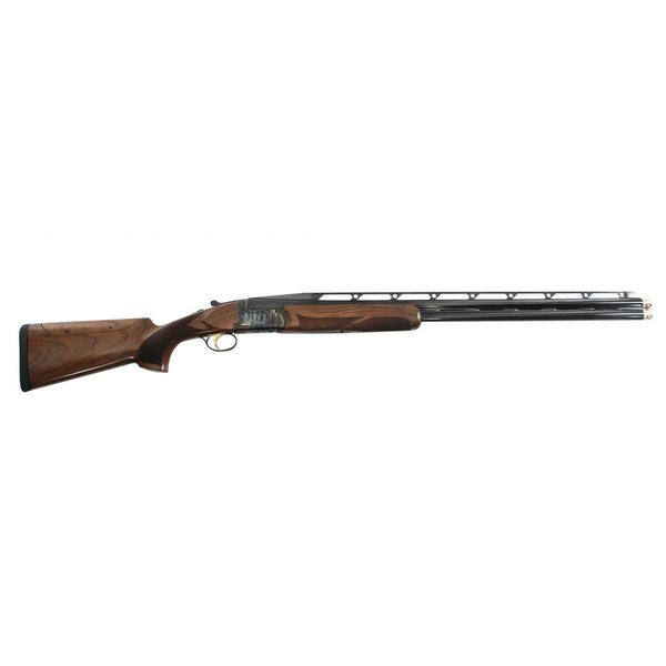 "Bettinsoli X-8 Plus Sporting Shotgun, 12ga Case Hardened Receiver 30"" Over/Under Barrels 3"" Chamber Adj Comb & High Rib"