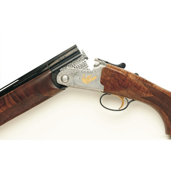 "Bettinsoli Diamond Deluxe Shotgun, 12ga 28"" Over/Under Barrels 3"" Chamber"
