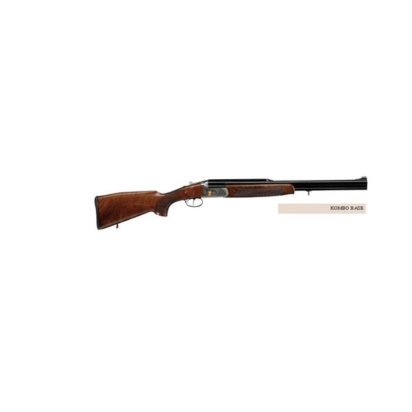 Bettinsoli Kombo Combination Gun, 12ga/308 Win Over/Under Barrels