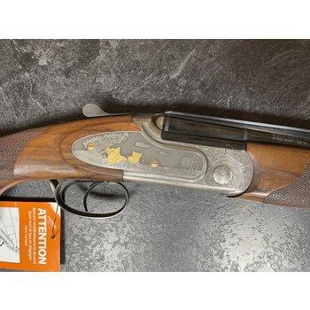 Bettinsoli Bettinsoli Kombo Deluxe Combination Gun, 20ga/30-06 Over/Under Shotgun