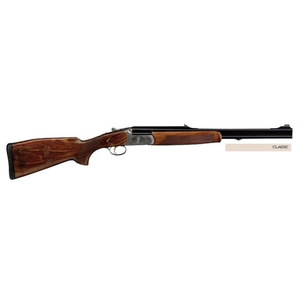 Bettinsoli Double Express Rifle, 30-06 Over/Under Barrels