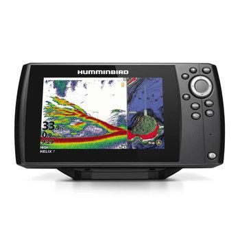 Humminbird Helix 7 CHIRP GPS G3N w/Navionics Card