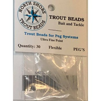 North Shore Tackle Peggy. 30-pk