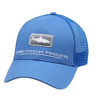 Simms Bonefish Icon Trucker Hat. Pacific
