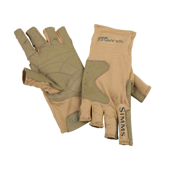 Simms SolarFlex Guide Glove. Cork XL