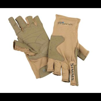Simms SolarFlex Guide Glove. Cork M