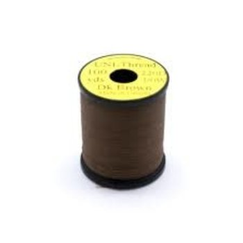 Super Fly 50 Yard Thread Spool 3/0 Dark Brown
