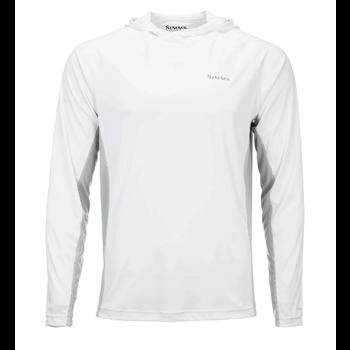Simms SolarFlex Hoody. White #2 M
