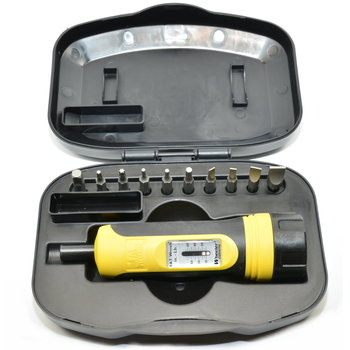 Wheeler Engineering FAT Wrench Wtih 10 Bit Screwdriver Set