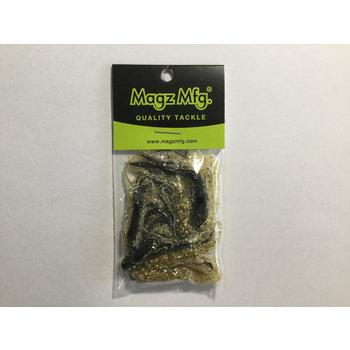 """Magz Tubes 2.25"""" Black Gold 6-pk"""