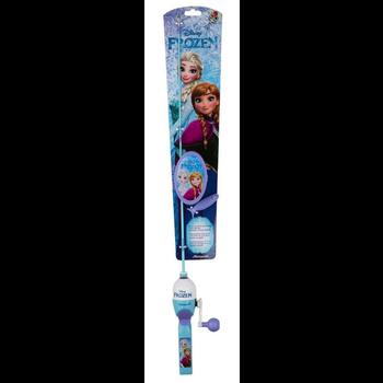 Shakespeare Frozen Spincast Kit.
