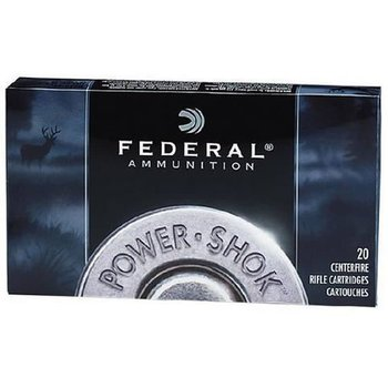 Federal Power-Shok .243 Win 80 Grain SP 20 Round Box
